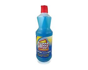 Ετικέτα-Υγρό καθαρισμού Sweep