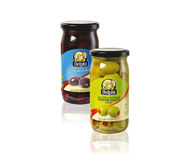 Labels - Delphi olives