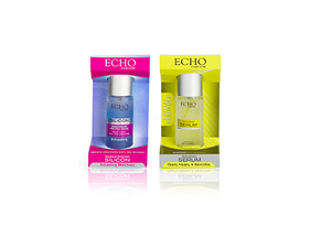 Packaging for hair silicon Echo