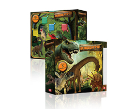 Box for kids' toys AS Company-Dinosaurs