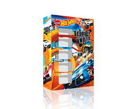 Box for kids' toys AS Company-Hotwheels