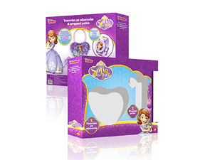 Box for kids' toys AS Company-Princess Sofia