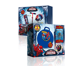 Box for kids' toys AS Company-Spiderman