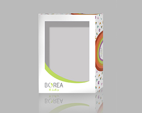 Box for kids' clothes Borea