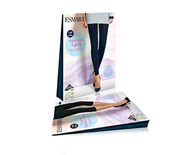 Packaging (folder) for tights Esmara2
