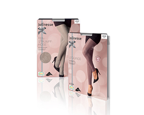 Packaging for tights Jolinesse2