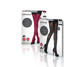 Packaging for tights Jolinesse3